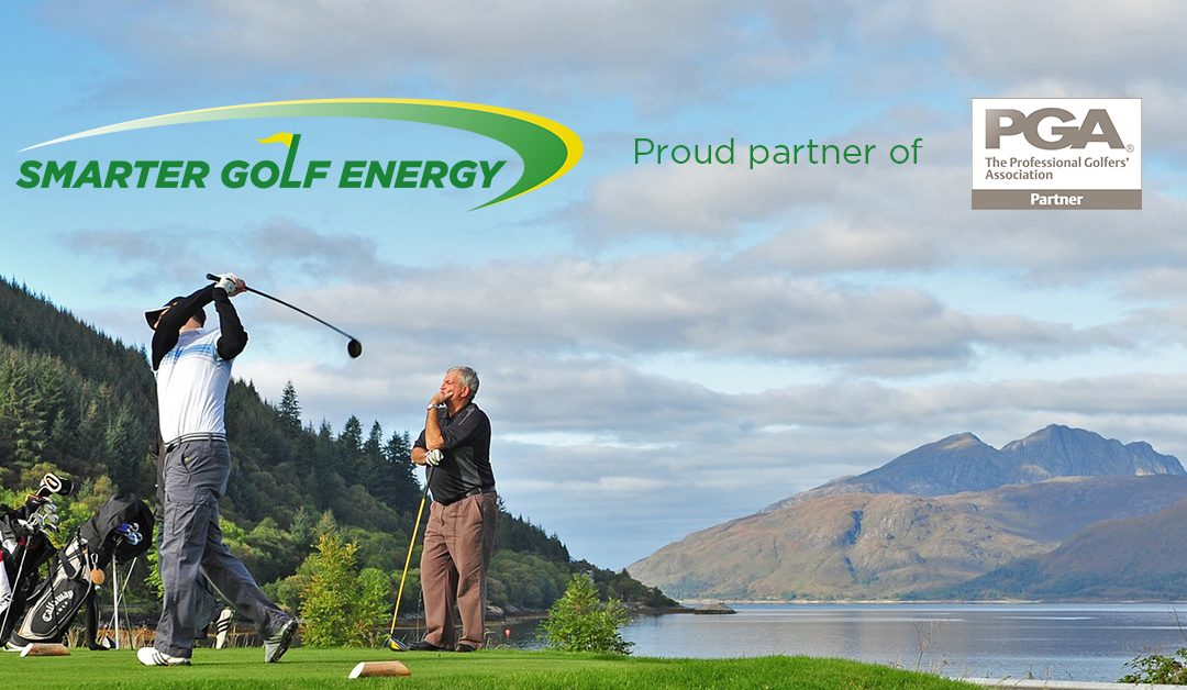 Smarter Golf Energy is a Proud PGA Partner